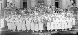 Daughters of England Benevolent Society twenty-eighth convention Vancouver, B.C. June 16-18, 1936