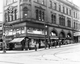 [Exterior of building - 470 W. Hastings Street]
