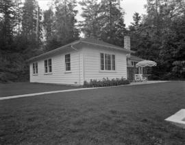 [Guest house on Bowen Island]