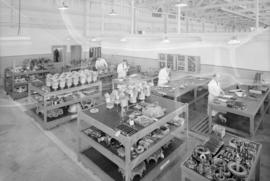 Bristol Engines, interiors of plant