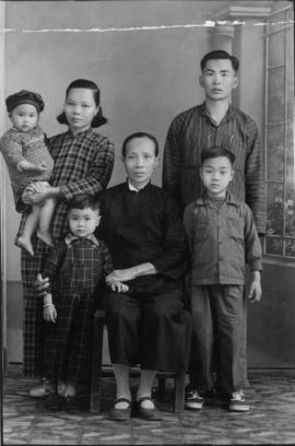 Unidentified family in China