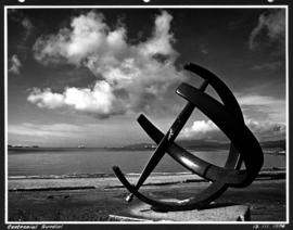 Centennial Sundial [at English Bay]