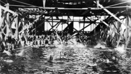 [Boys Industrial School (Biscoq) swimming pool]