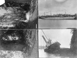 [Composite view of ships and Stanley Park sites]