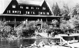 Wigwam Inn, Indian River, Burrard Inlet