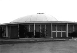 Exterior of the Agrodome