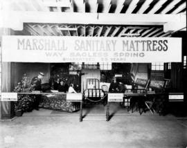Marshall Sanitary Mattress display