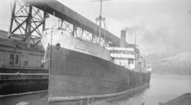 S.S. Margaret Coughlan [at Canadian Government elevator dock]