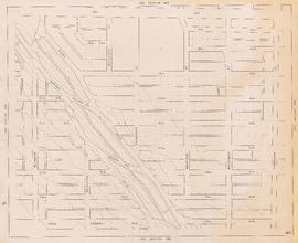 Sheet 34C [Trafalgar Street to 16th Avenue to Blenheim Street to King Edward Avenue]
