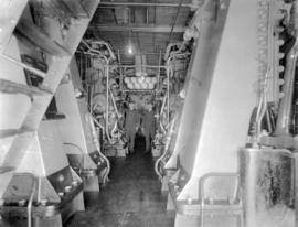 "[Engine  room of the C.P.R. S.S. ""Princess May""]"
