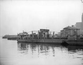 B.C. Marine Engineering barge [PGE No. 2 at dock]