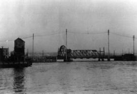 Main Street [Bascule] Bridge at the east end of False Creek