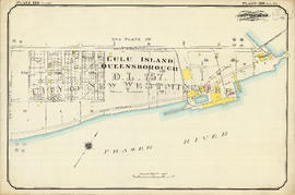 Plate 126 Queensborough - south-east