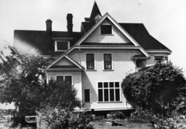 [Jonathan Miller's residence - 8th Avenue and Birch Street]