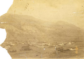 [View of Ashcroft, B.C.]