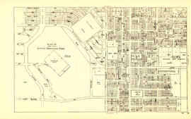 Sheet S.V. 3 : Cambie Street to St. George Street and Twenty-seventh Avenue to Thirty-eighth Avenue