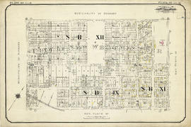 Plate 115 [Twelfth Street to Tenth Avenue to Twentieth Street to Sixth Avenue]