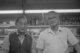 Bill Wong and Jack Wong of Modernize Tailors