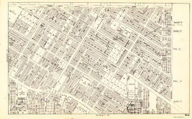 Sheet S.V. 14 : Duchess Street to Boundary Road and Twenty-ninth Avenue to Fortieth Avenue