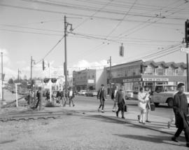 [The intersection of West 41st Avenue and East Boulevard]