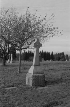 Mayor Malcolm Alexander MacLean Monument, Mountain View Cemetery