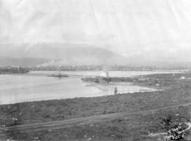 [Eastern view across False Creek from Fairview]