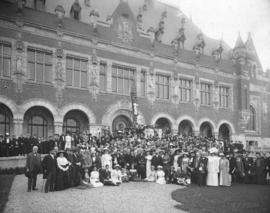 "Delegates to the ""Peace Conference"" at The Hague"