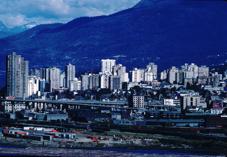 vancouver cityscape  vancouver blog