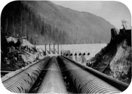 [Pipeline at Lake Buntzen (Beautiful)]