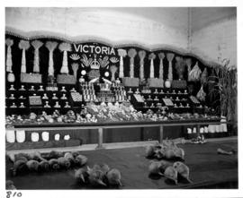 Victoria display of agriculture and produce