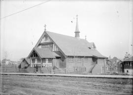 [St. Peter's Anglican Church at 31st Avenue and Main Street]