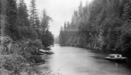 West Coast trip [with Sherwood Lett, Arthur Lord, W.O. Banfield] : Kennedy River