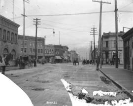 [View of Carrall Street at Hastings Street]