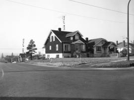 Slocan Street, west side, 5th to 6th Avenues - view southwest