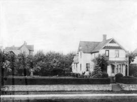 [Exterior of the Lauchlan McLean residence - 1548 W. 8th Avenue]