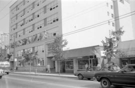 1100 Robson Street north side