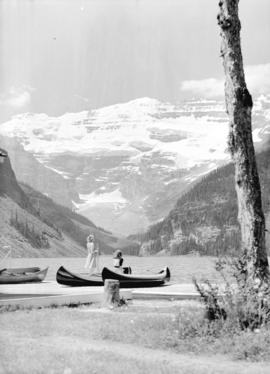 [View of Lake Louise]