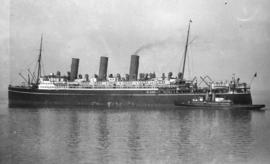 "[S.S. ""Empress of Russia""]"