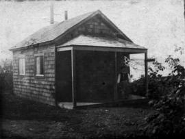 [Frank Murphy's cottage at English Bay]