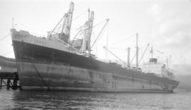 M.S. Ithaki [at dock]
