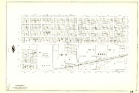 Sheet 34 : Nanaimo Street to Rupert Street and Grandview Highway to Fifth Avenue