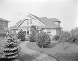 [Photograph of house at 4637 Angus Dr., Vancouver B.C.]