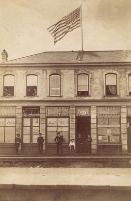 [The Bayview Hotel home to the first United States Consulate]