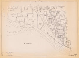 City of Vancouver, B.C. area map : Wallace Street to Cartier Street and 49th Avenue to the North ...