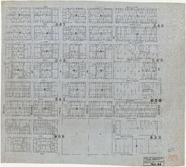 Sheet No. 11 [George Street to Forty-fifth Avenue to Ontario Street to Fifty-third Avenue]