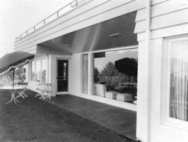 [Job no. 742 : photograph of C.J. Culter residence, 5781 Newton Wynd, Vancouver B.C.]