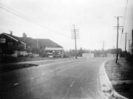 [View of Kingsway looking west from  Sperling Avenue]