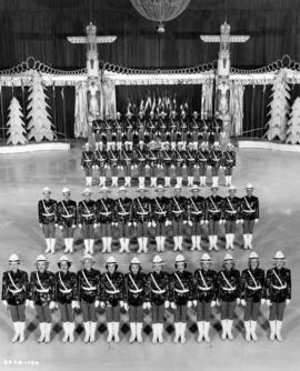 Ice Capades, Int. (20th edition) : a salute to the mounties : [publicity photo]