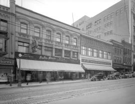 F.W. Woolworth Company [632 Granville Street]