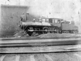 [C.P.R. locomotive]